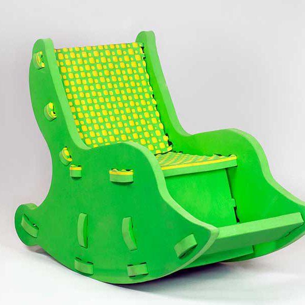 صندلی کودک فومی